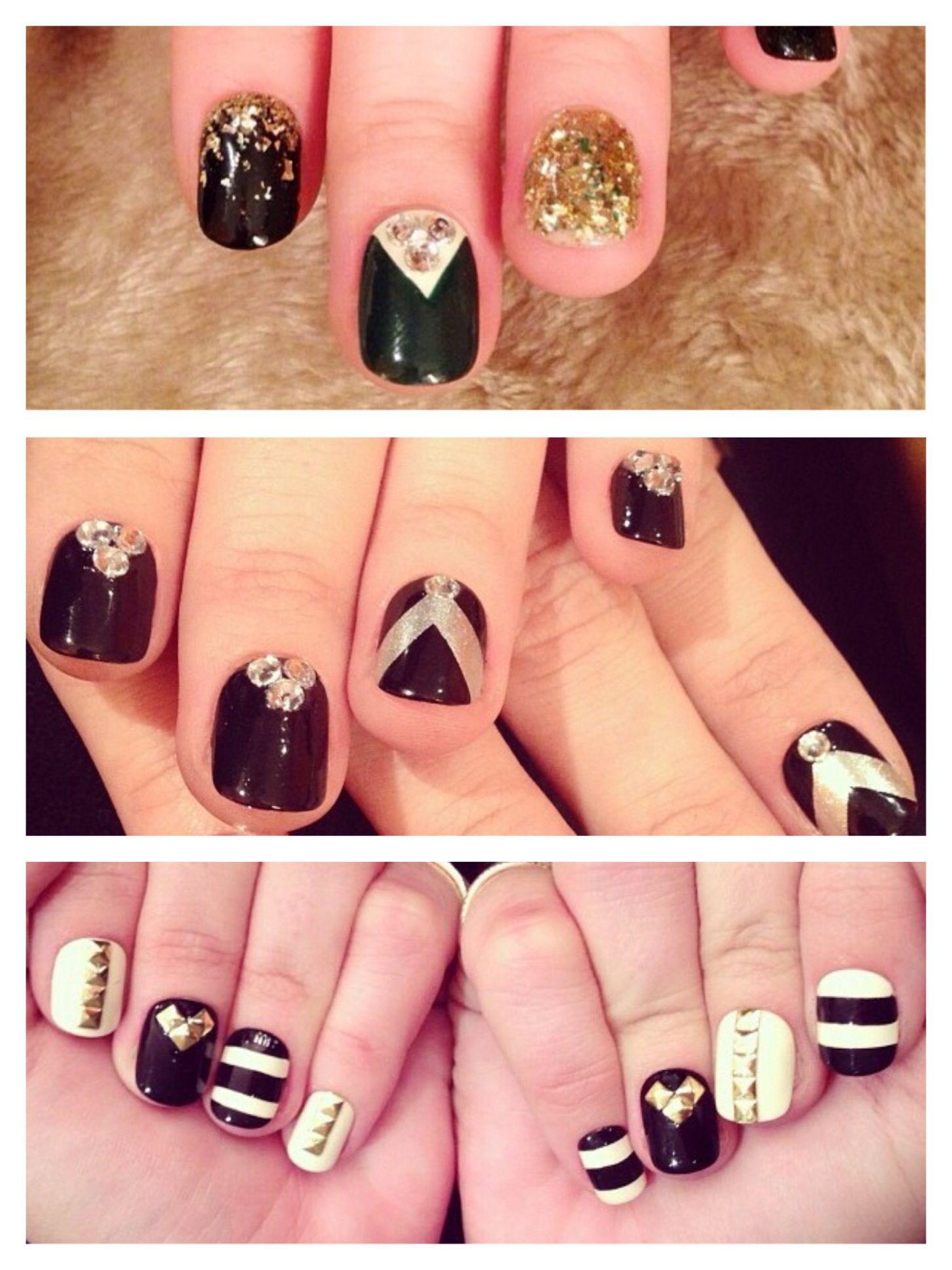 Demi Lovato nail art!!!   Nails!   Pinterest