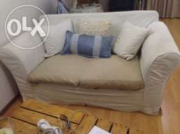 Outstanding White 2 Seater Couch Couches For Sale To Reapolster Olx Ocoug Best Dining Table And Chair Ideas Images Ocougorg