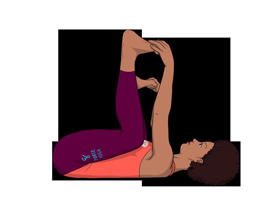 Pin By Jasmine Marquez On Yoga Baby Yoga Poses Yoga Poses Happy Baby Pose