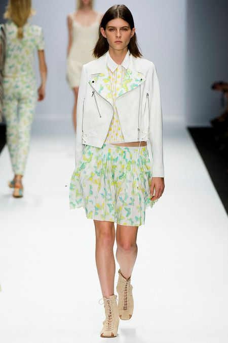 Vanessa Bruno | Spring 2014 Ready-to-Wear Collection | Style.com