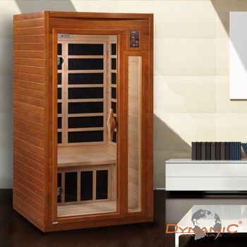 Costco Dynamic Barcelona 1 2 Person Far Infrared Sauna Sauna Infrared Sauna Costco Sauna
