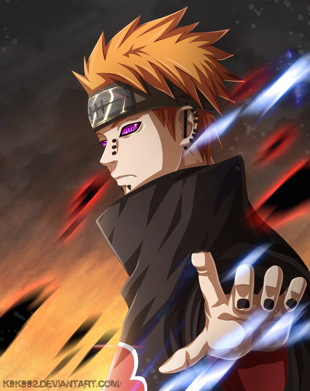 Gambar Pain Naruto Anime Top Wallpaper