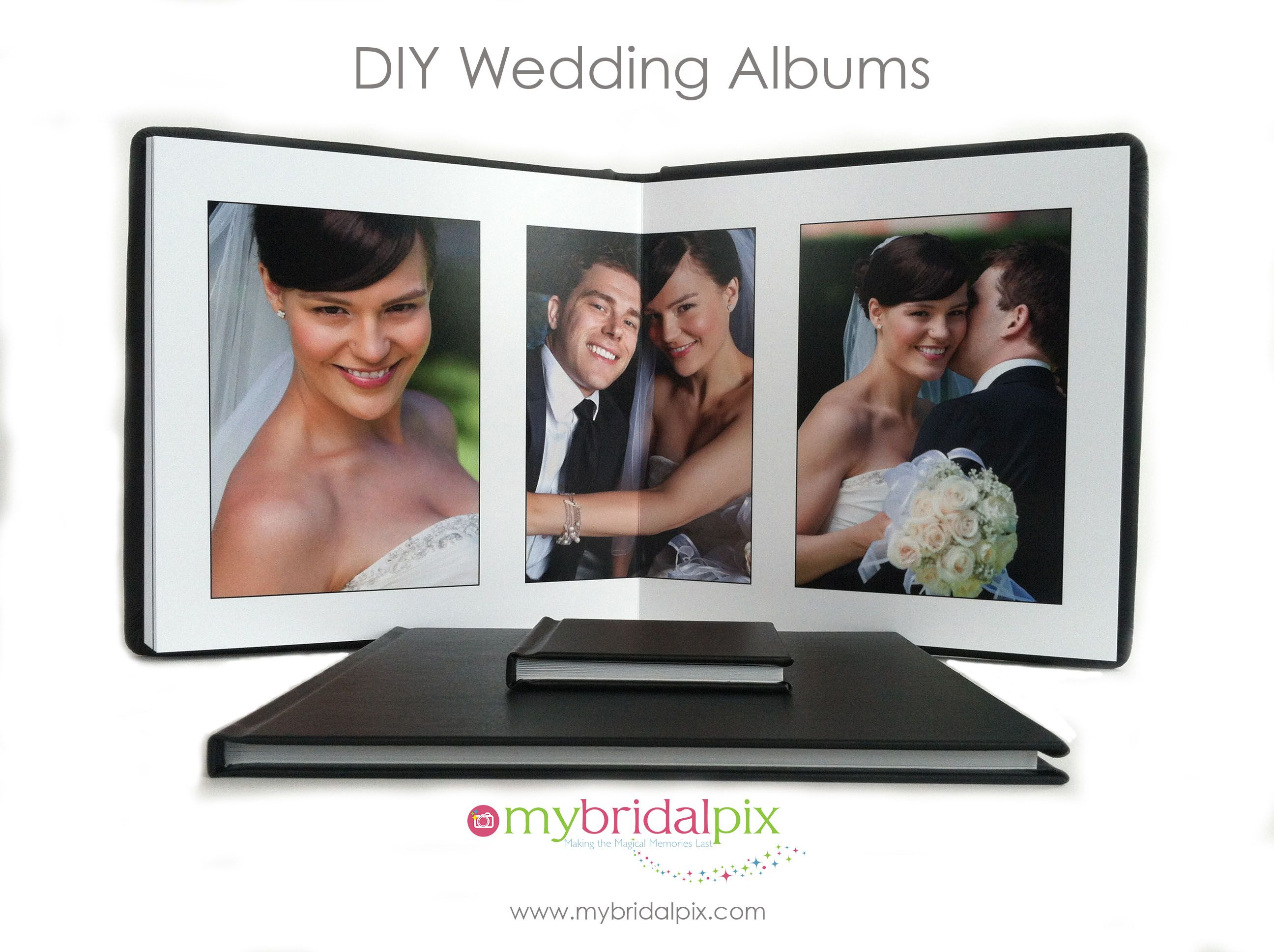 Bridalpix make your own wedding album and save over