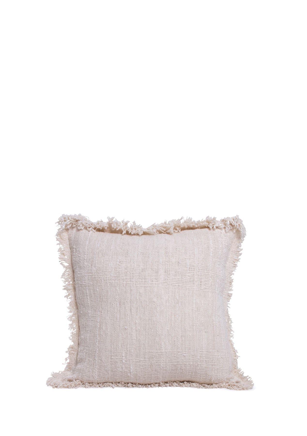 Kim Soo Luxe Cushion Cover / Natural Natural 12
