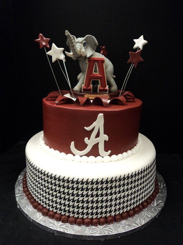 Marvelous Alabama Birthday Cake Ideas Google Search With Images Personalised Birthday Cards Veneteletsinfo