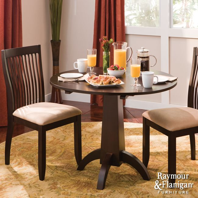 Denby Dining Set  Designed For A Small Kitchen Or Breakfast Nook Endearing Raymour And Flanigan Dining Room Set Inspiration
