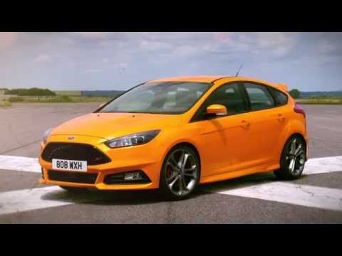 This 2014 Ford Focus St From Ford Europe Owns The Road Ford