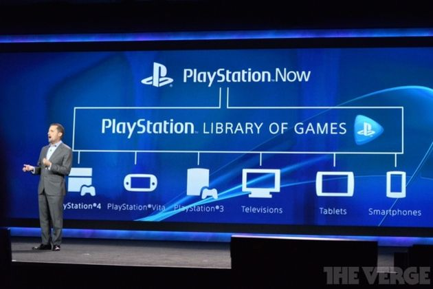 PlayStation Now will stream PS3 games to Android tablets and