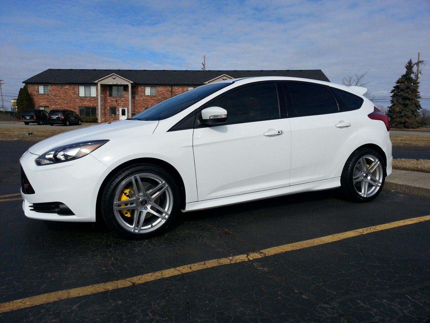 Focus st on enkei rsf5 wheelshtml