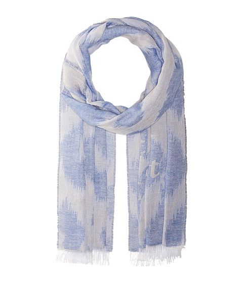 Vivienne Westwood Respect the Forest Scarf (Light Blue) Scarves