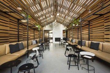 Idées déco pour un bar au look industriel resto deco