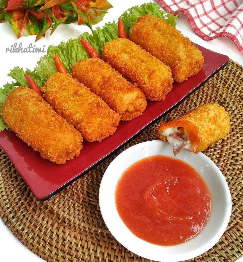 Resep Risoles Enak Dan Simpel Istimewa Resep Makanan Ringan Gurih Resep Makanan Beku