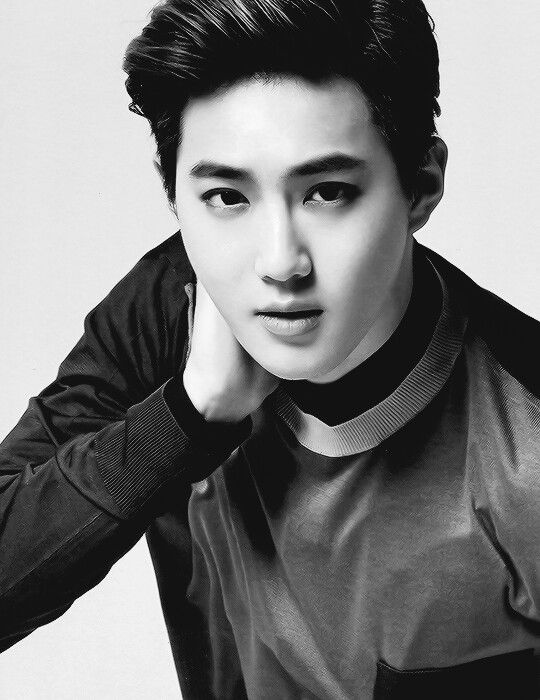 Suho || EXO'luxion