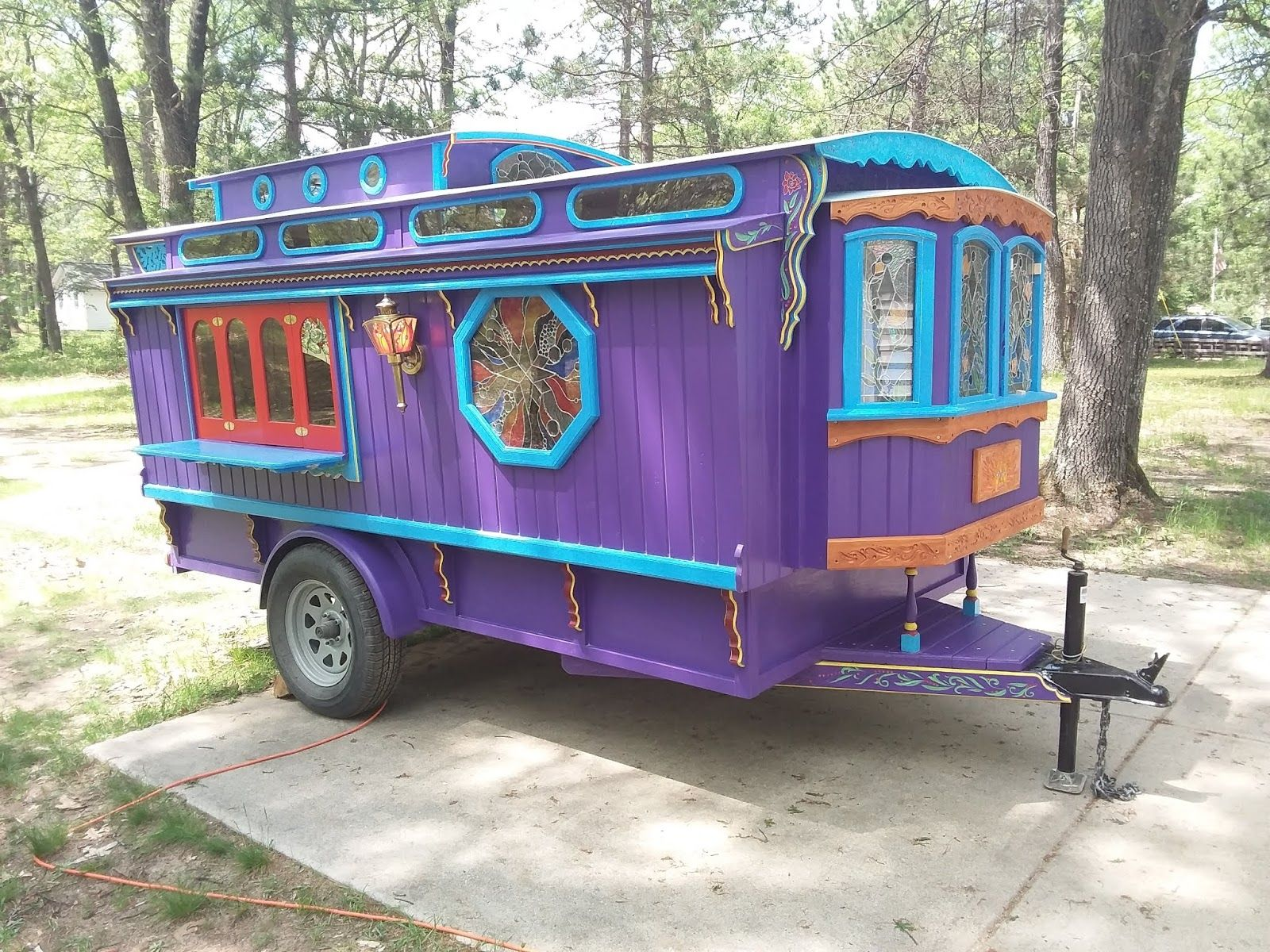30 Creative Photo Of Gypsy Camper Ideas The Initial One Might Be