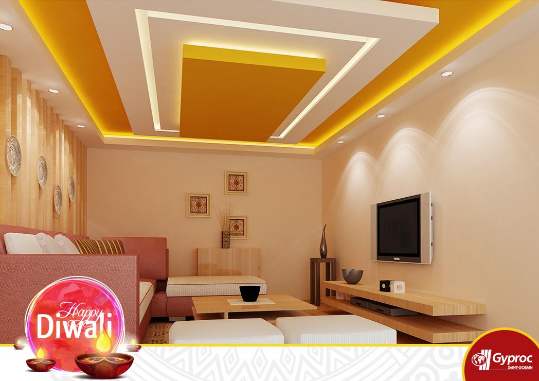 Diwali Ceiling Design False Ceiling Design Home