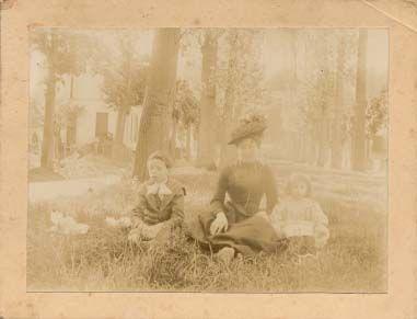 datation des photographies de ferrotype