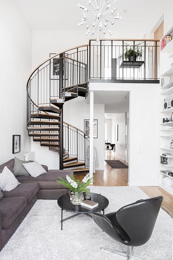 Inspiration: Awesome Duplex Apartment  Aesence | Modern ...