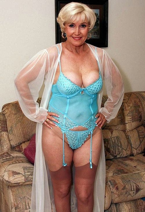 Older women in girdles