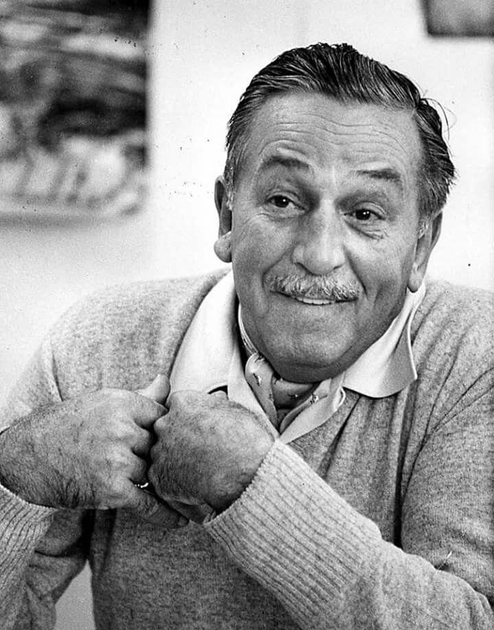 Walt Elias Disney The Creator Of Many Disney Films Was Born On Dec