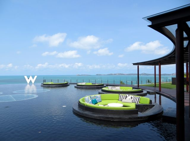 W Retreat Koh Samui Review #TravelSort