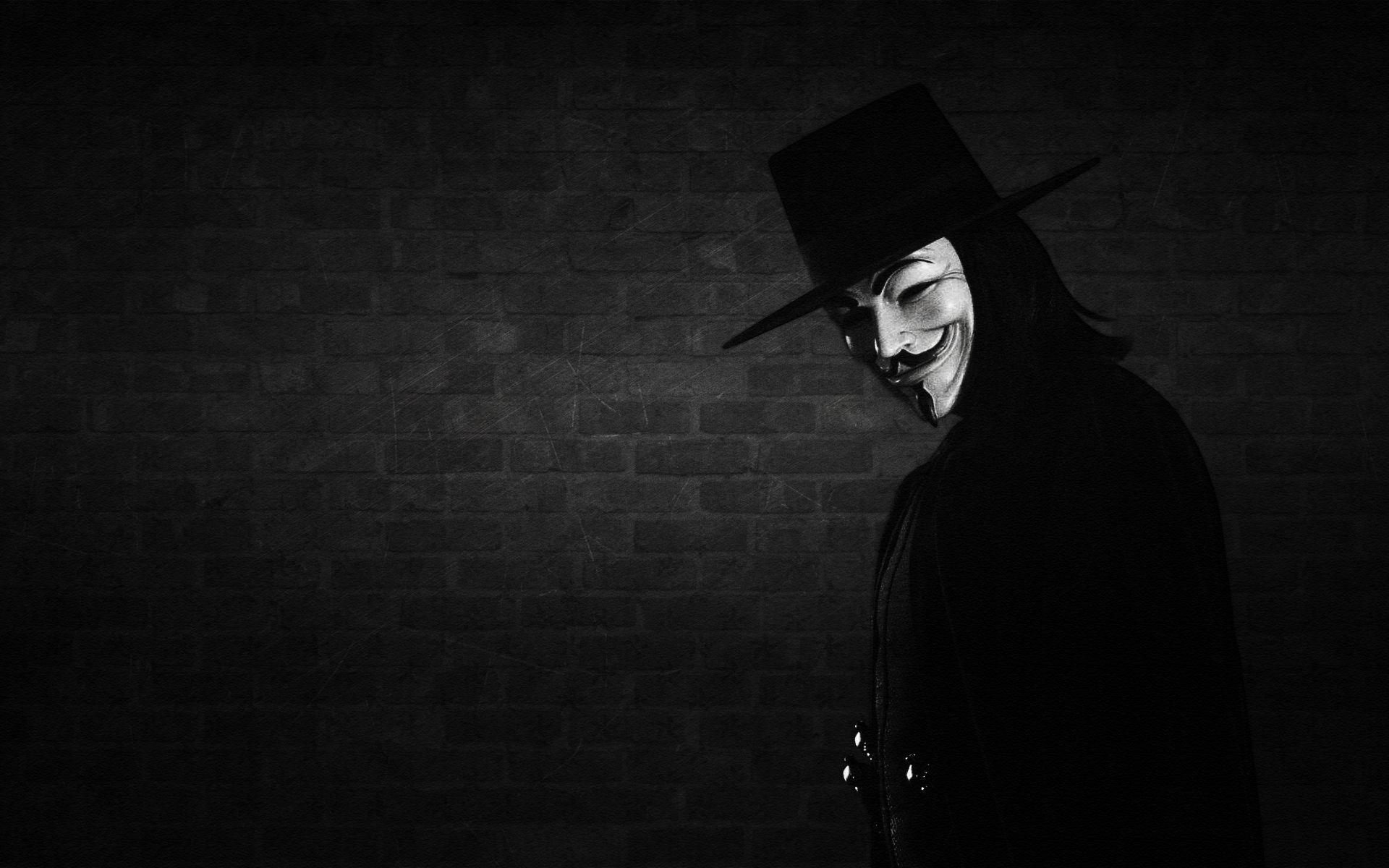 Anonymous Panosundaki Pin
