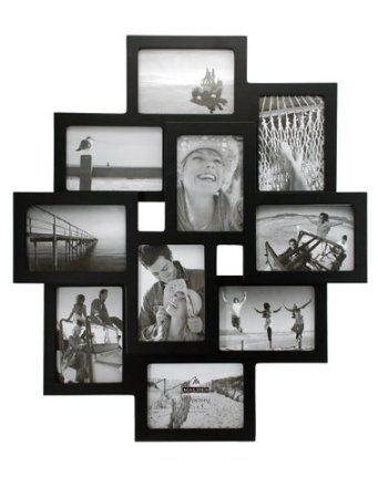 Amazon Malden Crossroads 3d 10 Slot Collage Picture Frames For