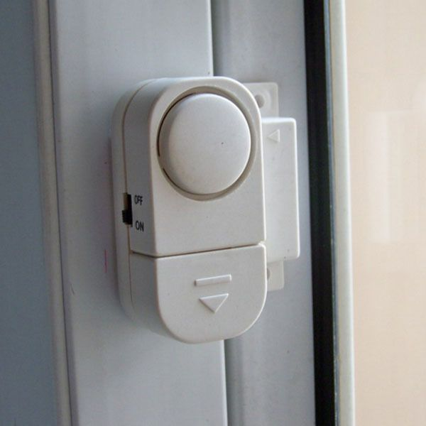 Wireless Security Alarm Home Door Window Entry Burglar Io Gadget