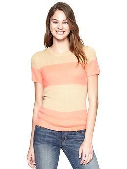 Wide-stripe sweater | Gap