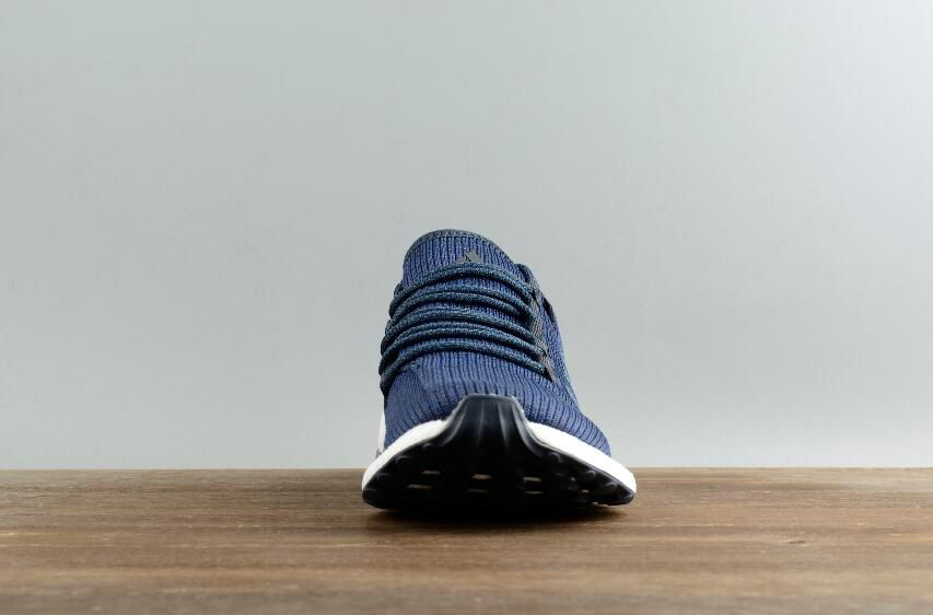 034e22df4 Adidas Pure BOOST Leisure Running Shoes BA8898 Blue White 03 ...