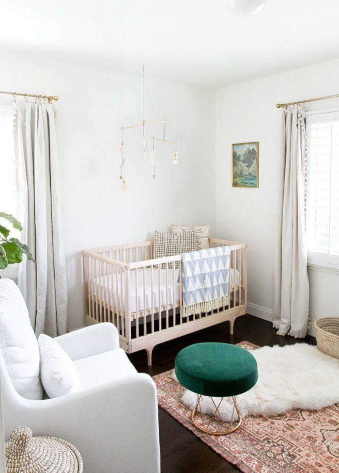 Idées en 50 photos pour choisir les rideaux enfants | NURSERY ...