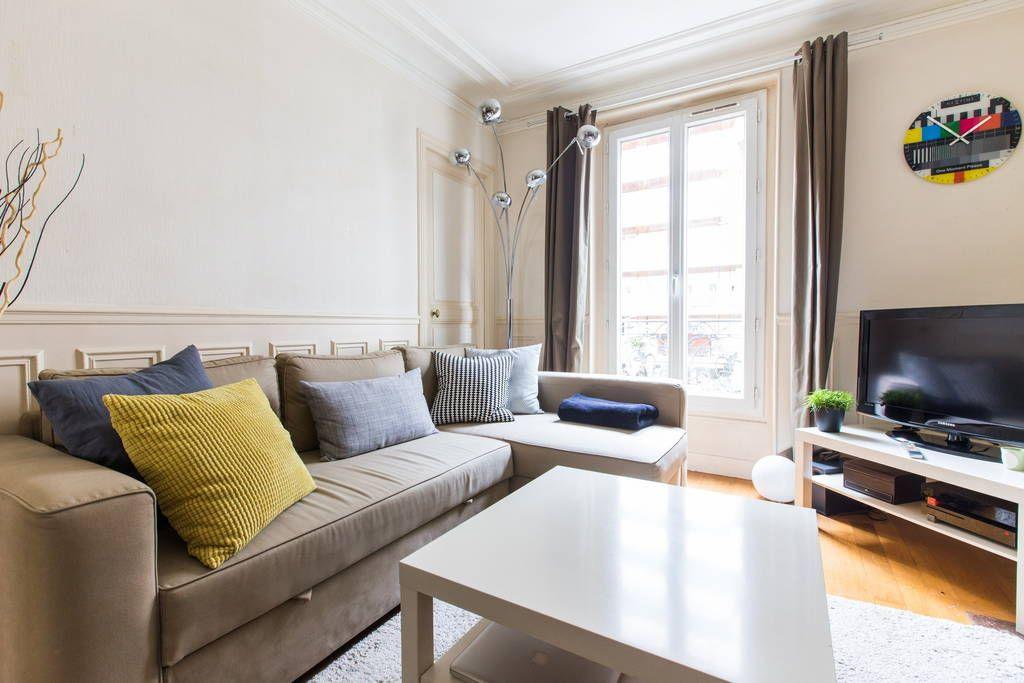 Modern Flat below Montmartre Paris - Apartamentos para Alugar em Paris