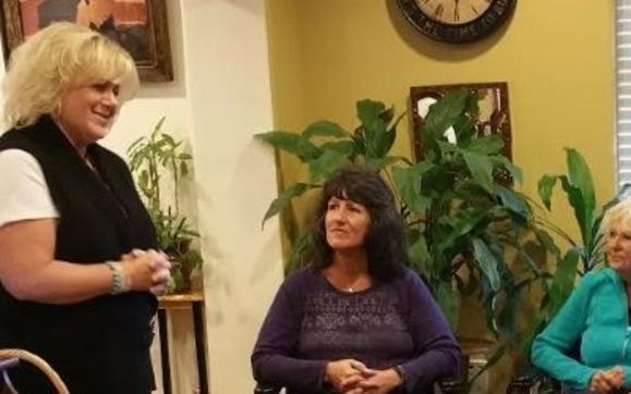 Next Friday 8/4 at 6pm - Evening with Andrea , Psychic, Medium, Spiritual Counselor