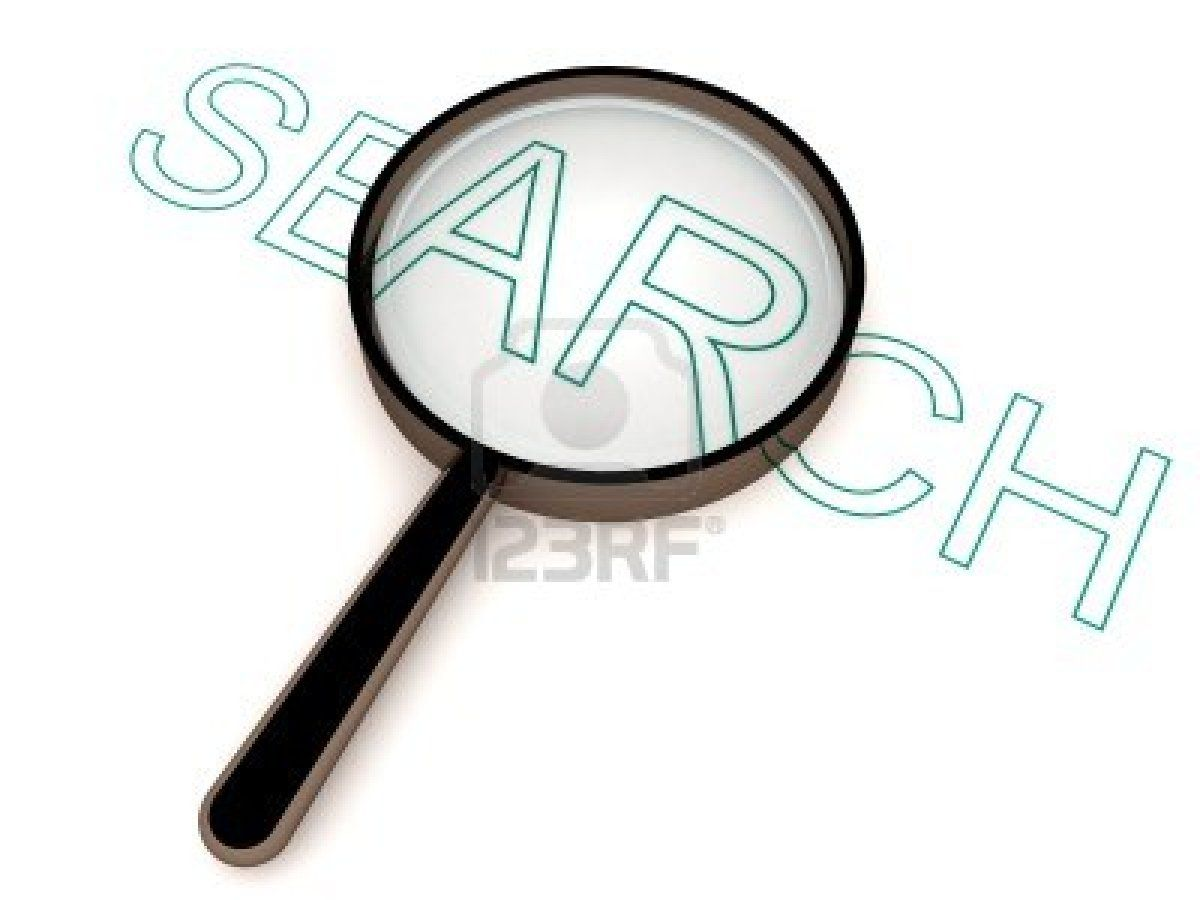 Search engines require that you enter a word or phrase, called search text, that describes that item you want to find