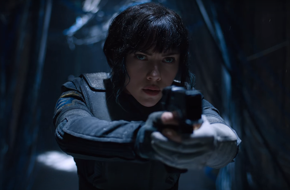 Paramount Releases First Ghost in the Shell LiveAction