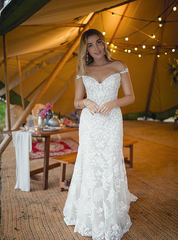 ad33b355cd0b Elora | Weddings and Happy Beginnings | Wedding dresses, Formal ...