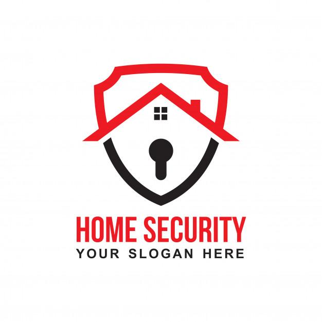 Home Security Logo Security logo, Logos, Safety slogans