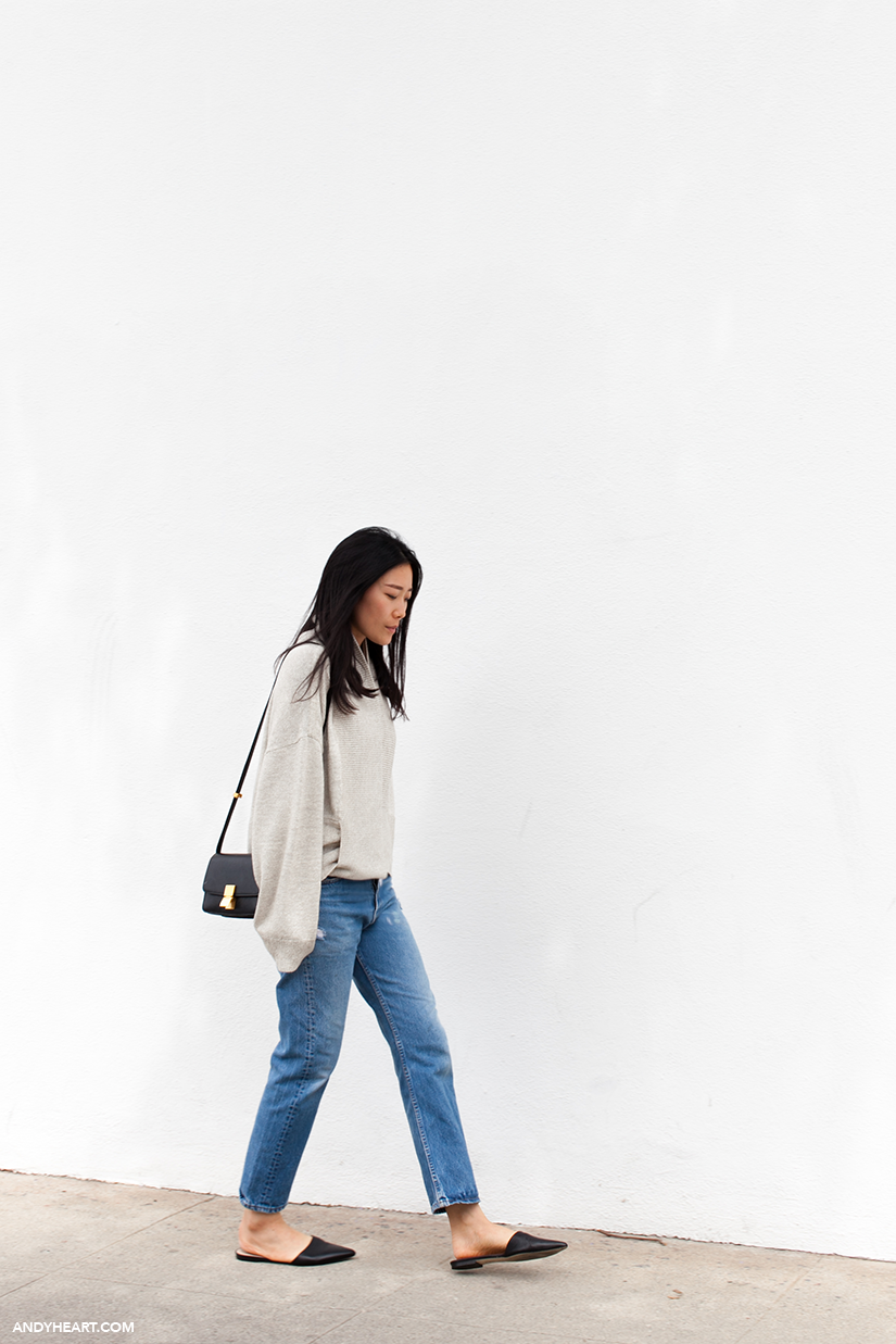 Andy Heart / SWEATER //  #Fashion, #FashionBlog, #FashionBlogger, #Ootd, #OutfitOfTheDay, #Style