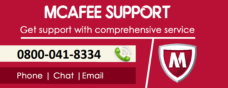 Call our Mcafee Phone Number UK 08000418334 toll free