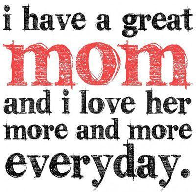 So Blessed To Have A Wonderful Mother Its Sad Some People Grow