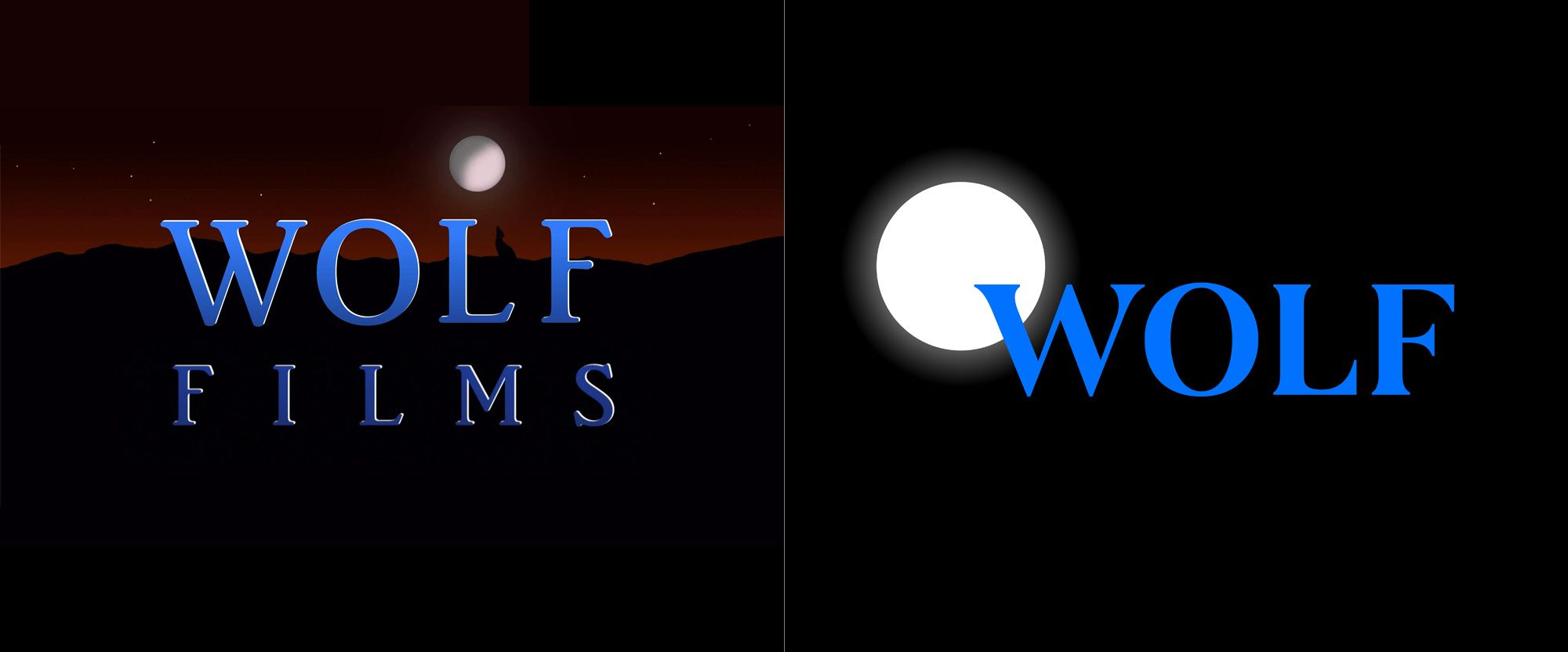 New Logo For Wolf Films By Chermayeff Geismar Haviv Graphic