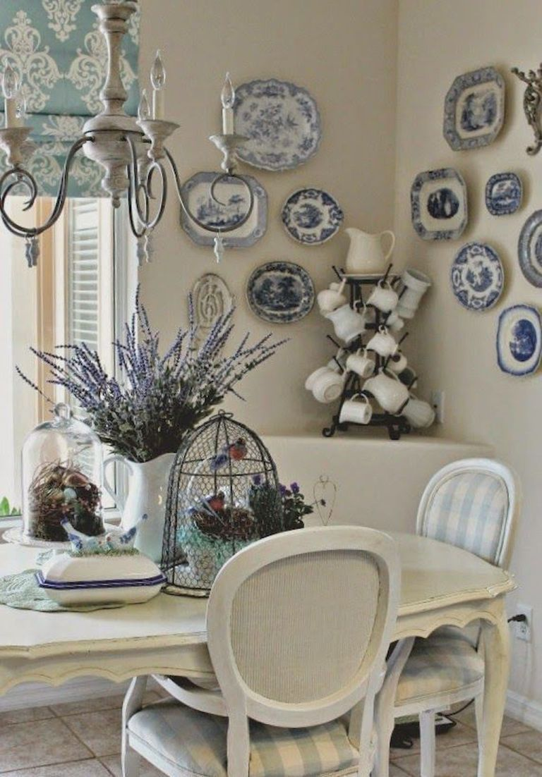 61 Awesome French Country Dining Room Decor Ideas | Pinterest ...