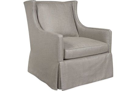 Lee Is A Manufacturer That Reveres Quality And Uses Only The Finest Materials Available And Makes Every Piece Swivel Chair Lee Industries Lee Industries Chair