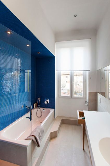 Contemporain Salle de Bain by Charlotte Raynaud Studio - Design