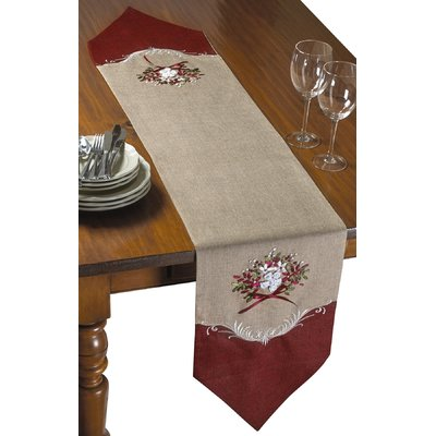 Pin By Desiree Hawes On Crafts In 2020 Embroidered Table Runner Applique Table Runner Table Runners