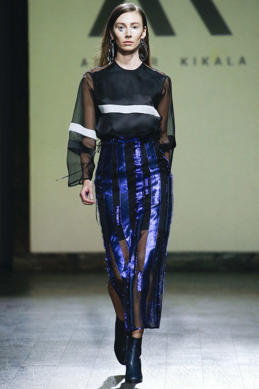 Atelier Kikala Tbilisi Spring 2016 Fashion Show  ss 2017