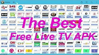 Ad Free Live Tv Apk Tv Player Plus Youtube Live Tv Live