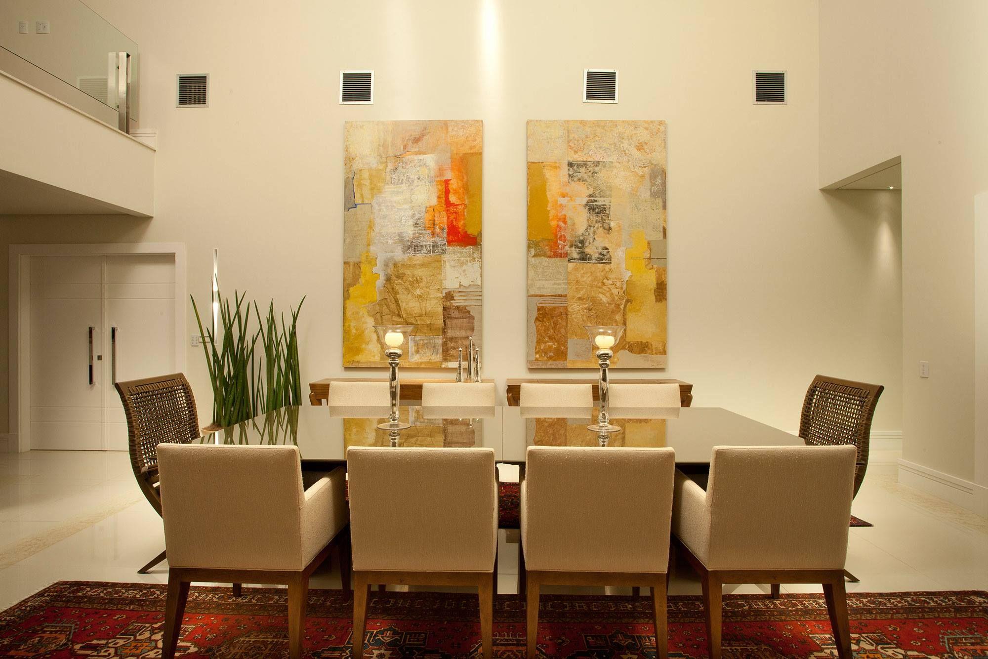 Mirored table