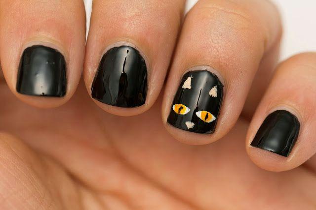 Halloween Nail Art Halloween Nail Art Tutorial Halloween Nails Easy Halloween Nail Designs