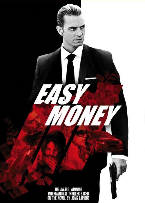 Easy Money (Snabba Cash), 2010. A Swedish film directed by Daniel Espinosa and starring Joel Kinnaman, Matias Varela, Fares Fares, and Dragomir Mrsic, is finally available for download from i-Tunes!$19.99 hi-def; $14.99 reg.; $4.99 for rental. The DVD can also be purchased via Amazon. It is subtitled. Easy Money Reviews, July 10-13, 2012 Entertainment Weekly—Easy Moneyis not merely an early-career curiosity. It's one of the best underworld films I've seen in years…Kinnaman gives a fa