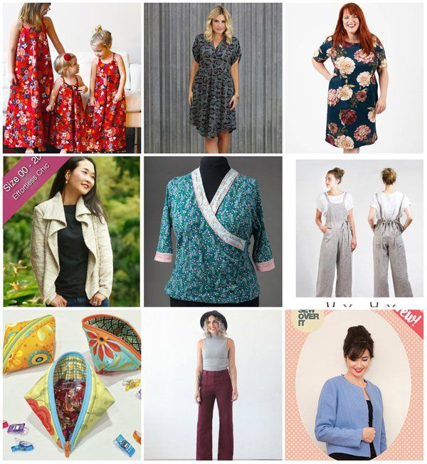 Nbsp The November Edition Of The Indie Pattern Roundup Is Here